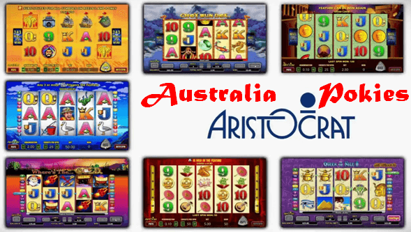 Play Aristocrat pokies for free: Indian dreaming, 5 dragons, Where's the gold?