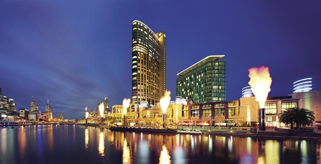 Crown casino Melbourne, Australia