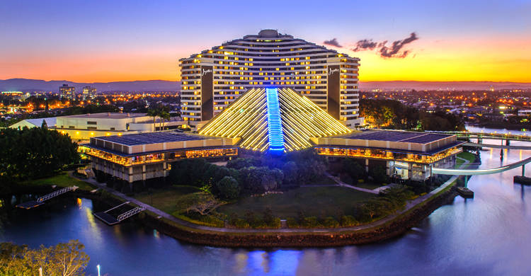 THE STAR GOLD COAST - Jupiter Casino, Australia