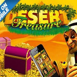 Desert Treasure Slot Game Play Demo