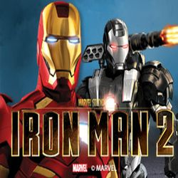 Iron Man 2 Slot Game Play Demo