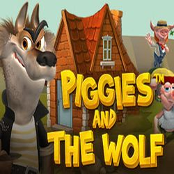 Piggies And The Wolf Slot Game Play Demo
