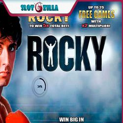 Rocky Slot machine review  * Play online slots