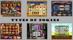 Types of pokies Australia