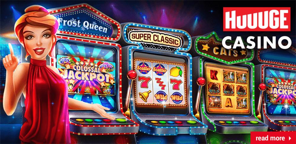Huuuge casino games Australia