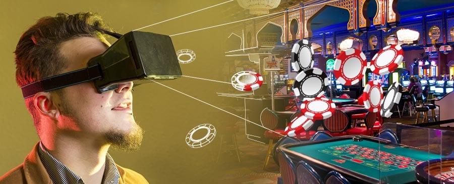 VR in online casinos Australia
