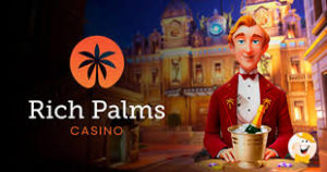 Rich Palms casino Australia and USA - Login with no deposit bonus codes