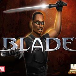 Blade Slot Game Play Demo