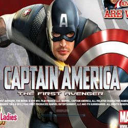 Captain America slot machine review