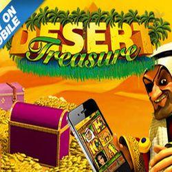 Desert Treasure Slot Game Play Demo