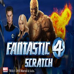 Fantastic Four Slot Game Play Online