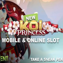 Koi Princess slot machine review